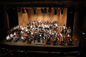 Orchesterfestival der JSBM, Wien - Kiel - Mürzzuschlag 26. - 28. Feb. 2015